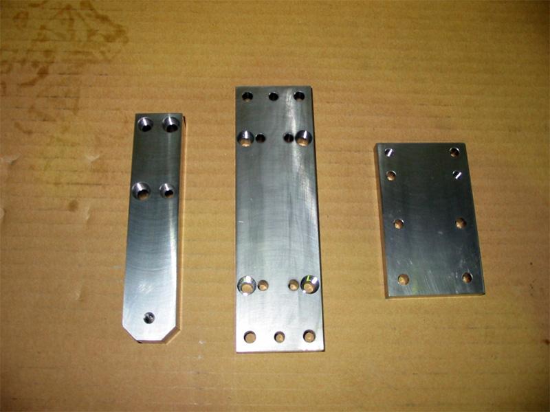 鉛板機械加工製品2